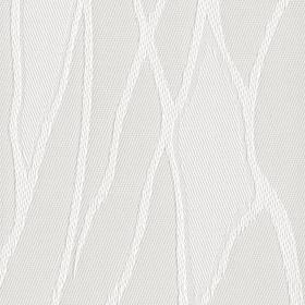 Жаккард BLACK-OUT белый