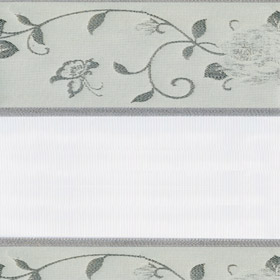 Орнамент серебро