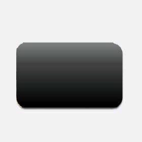 Черный бархат 25 мм